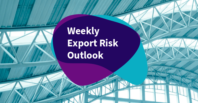 Weekly export risk Outlook Solunion