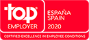 Top Employer Spain