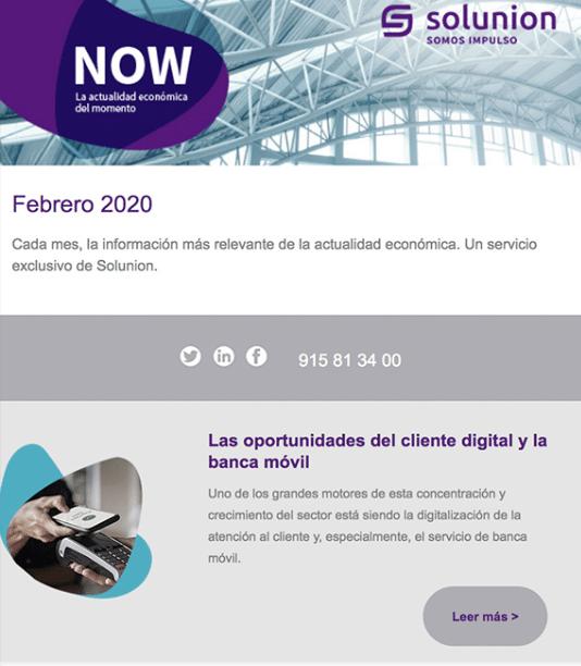 NOW Febrero 2020