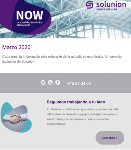 NOW Marzo 2020