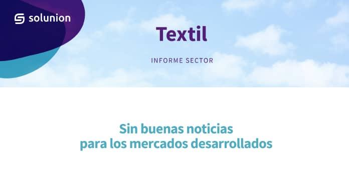 Informe Sector Textil