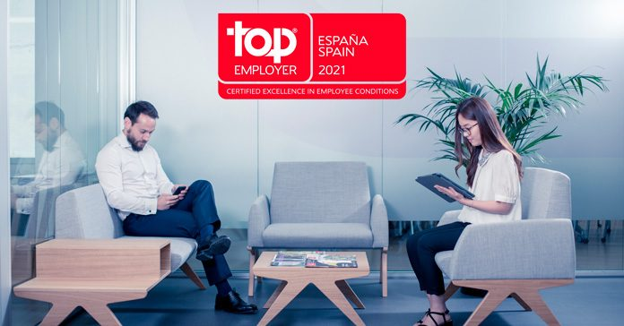 Solunion Top Employers 2021