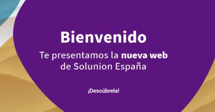 Solunion España renueva su página web